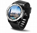 S99a Android smart watch phone with heart rate