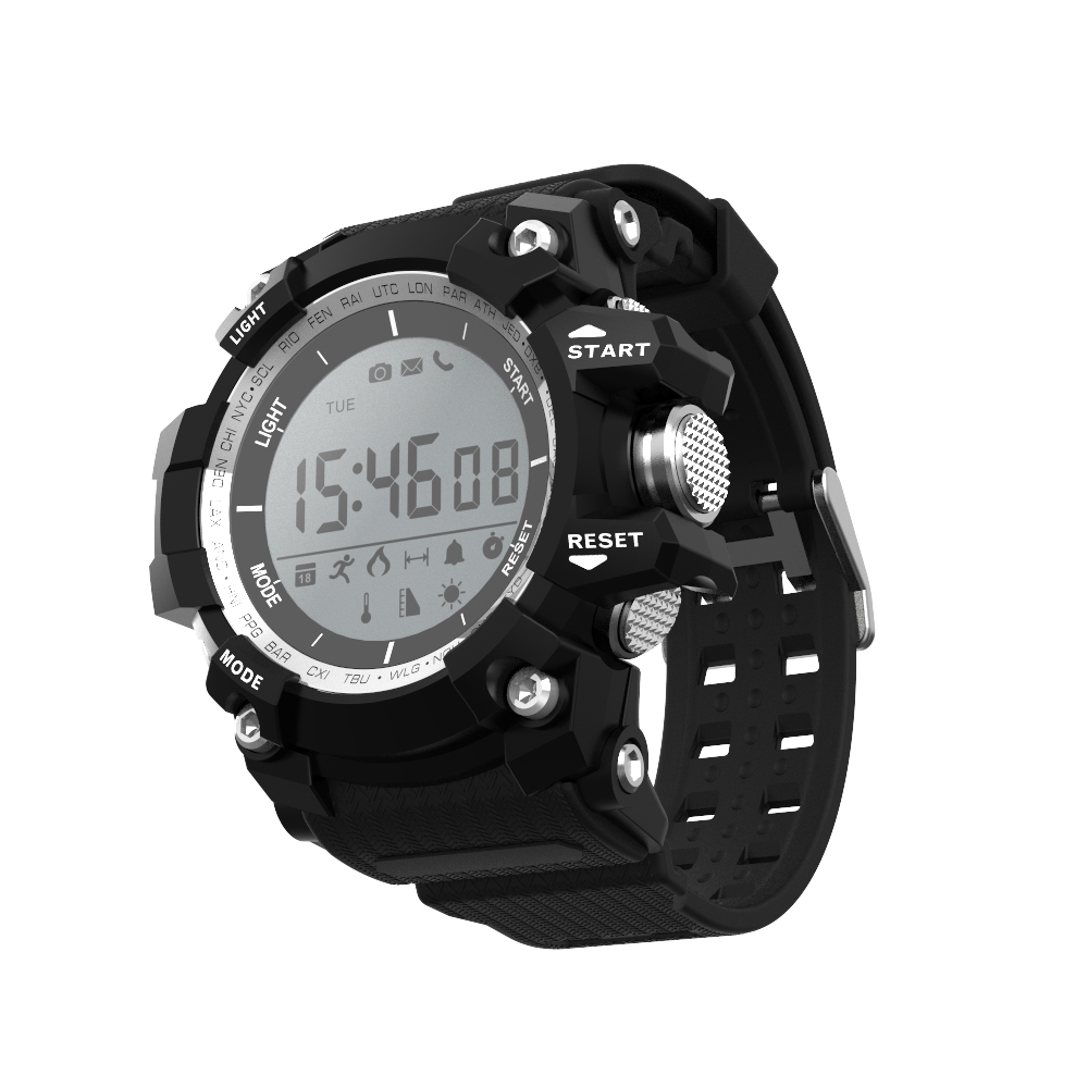 f2 waterproof sprots digital smart watch