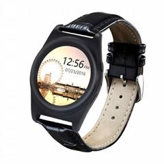 Q8 waterproof smart watch with fitness digital watch