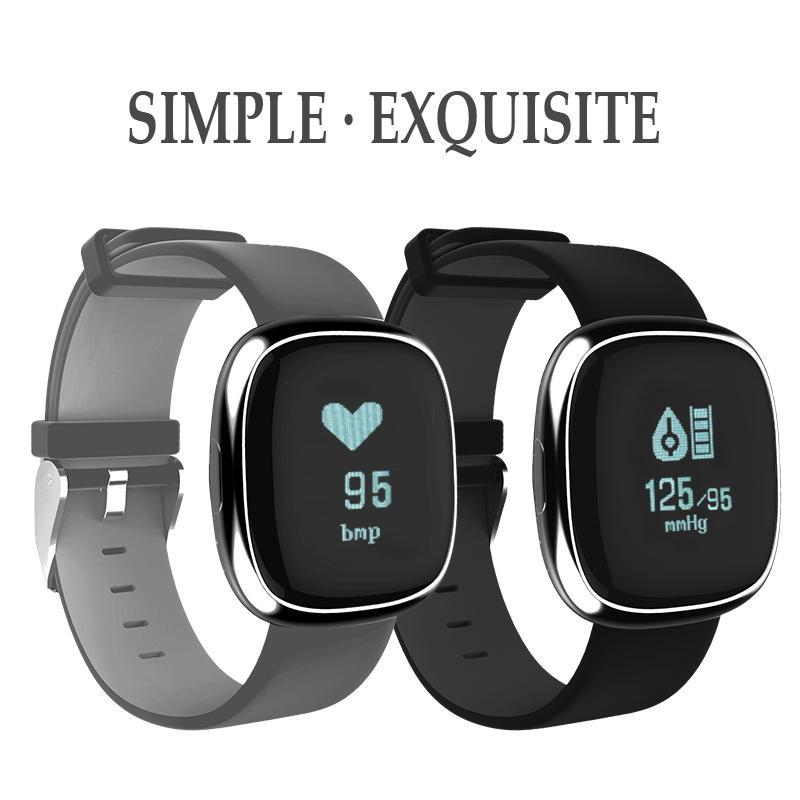 P2 血压,心率智能防水手表 3