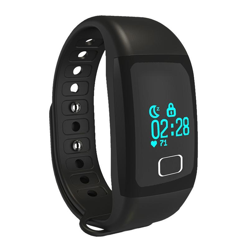 T1 heart rate smart watch, bluetooth bracelet 1
