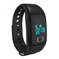 T1 heart rate smart watch, bluetooth