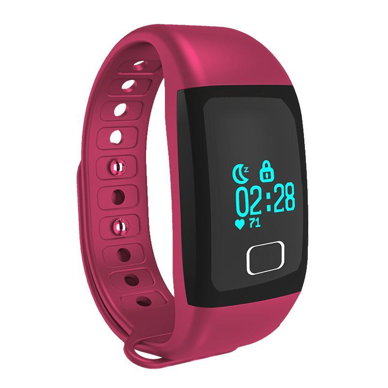 T1 heart rate smart watch, bluetooth bracelet 2