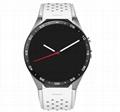 KW88  安卓智能手錶,觸摸屏手錶手機 2