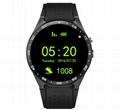 KW88  安卓智能手錶,觸摸屏手錶手機 3