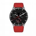 KW88  安卓智能手錶,觸摸屏手錶手機 6
