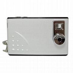 英耐特 超薄卡片式30万像素数码相机