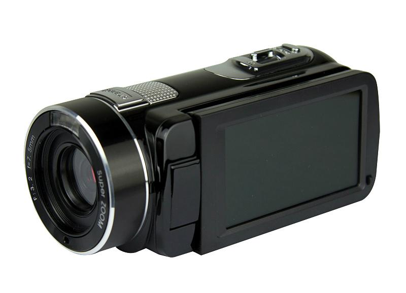 Full hd 1080p night vision digital video camera with remoter mini dv 5
