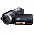 24MP infrared night shot mini DV, Full hd 1080p digital video camera 3