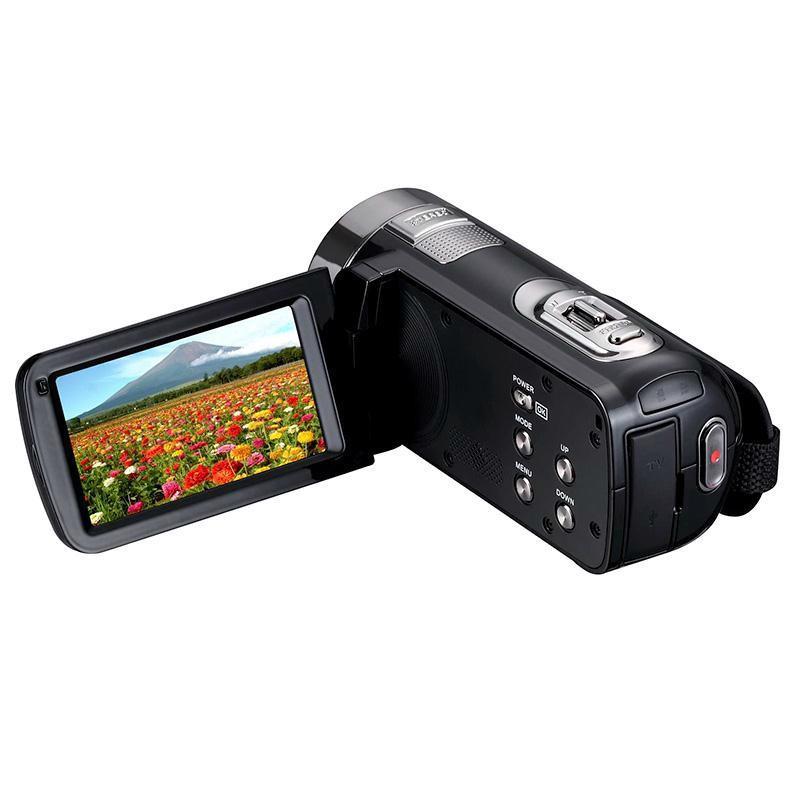 24MP infrared night shot mini DV, Full hd 1080p digital video camera 4