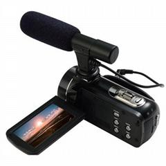 2400万数码摄像机/wifi DV 3.0 触摸屏 1·6倍数码变焦