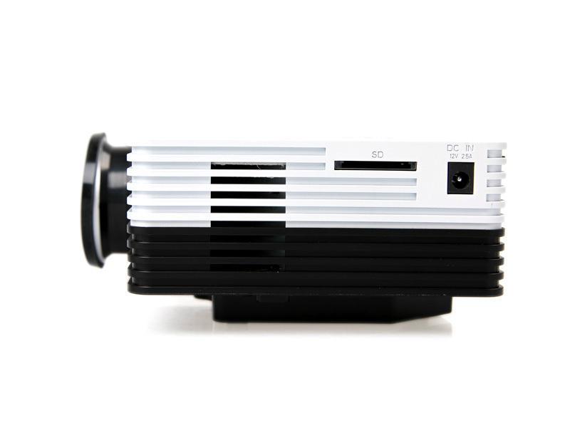 GM50 1001流明家用投影儀 2