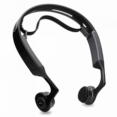 LF20 Bone Conduction Bluetooth Headset Hands Free MP3 Headset