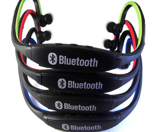 运动 无线蓝牙耳机 MP3播放器 支持Ihopne WT-S9-1 6