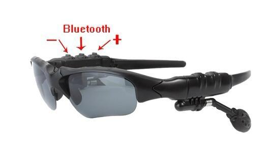 BT-106 digital video sunglasses