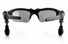 BT-107 bluetooth, digital video sunglasses