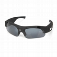 DV-117 120 degree digital video camera sunglasses
