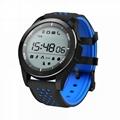 F3 waterproof sports fitness smart watch