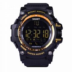 X watch waterproof sports fitness smart watch