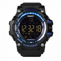 X watch waterproof sports fitness smart watch