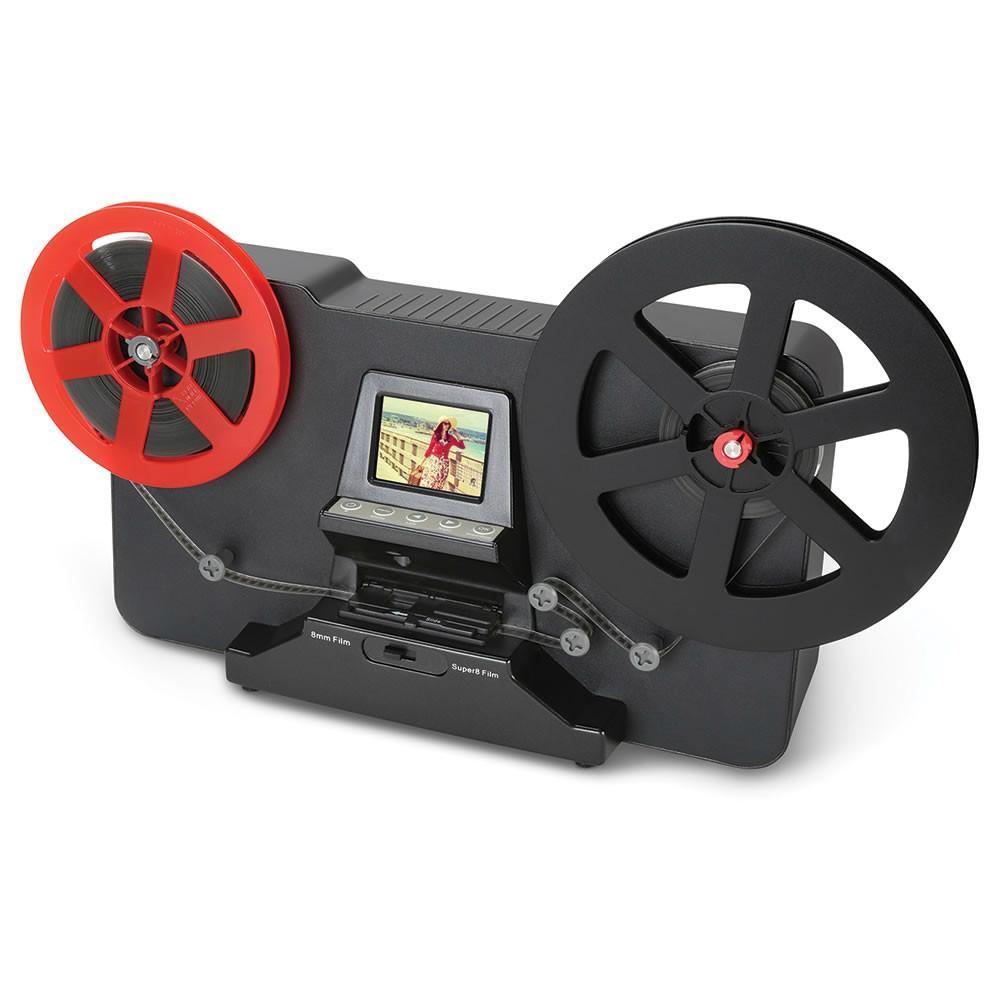factory new design film scanner/8mm roll film scnaner
