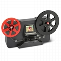 factory new design film scanner/8mm roll film scnaner