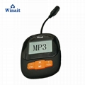 winait 2017 newest mp3 player, music player waterproof 4425