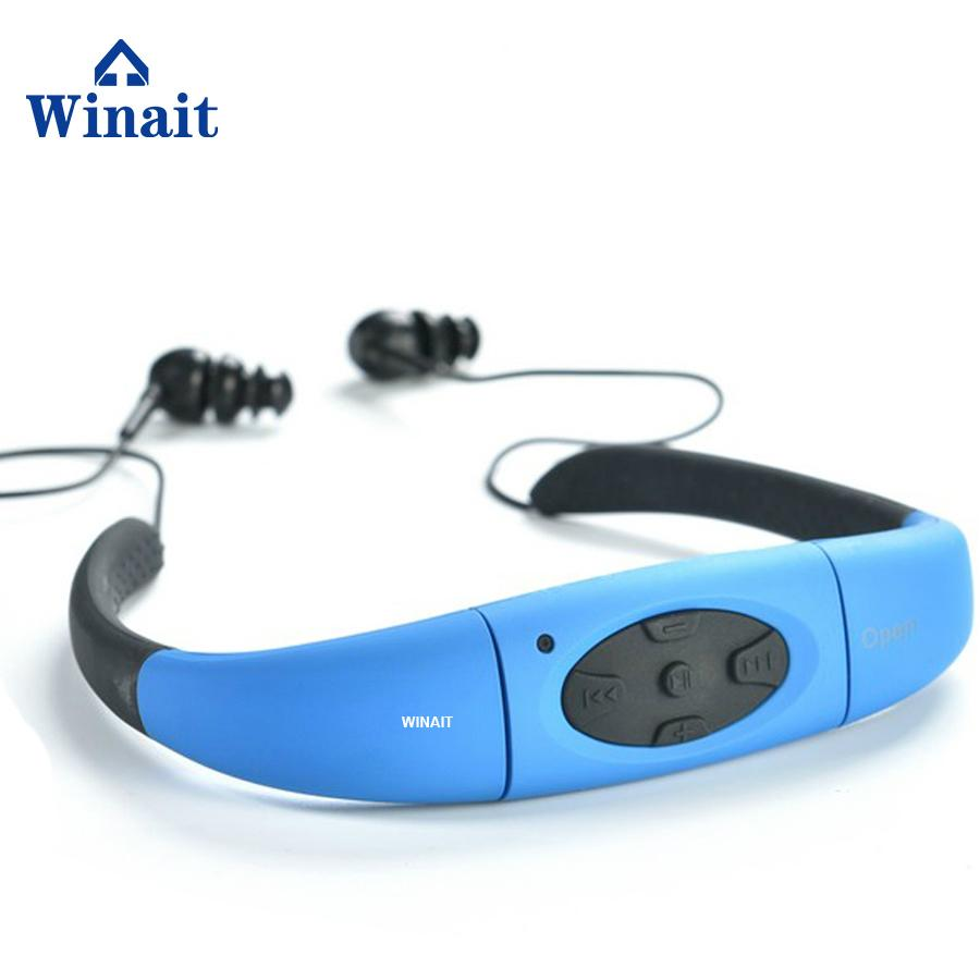 防水運動MP3  MP168 3