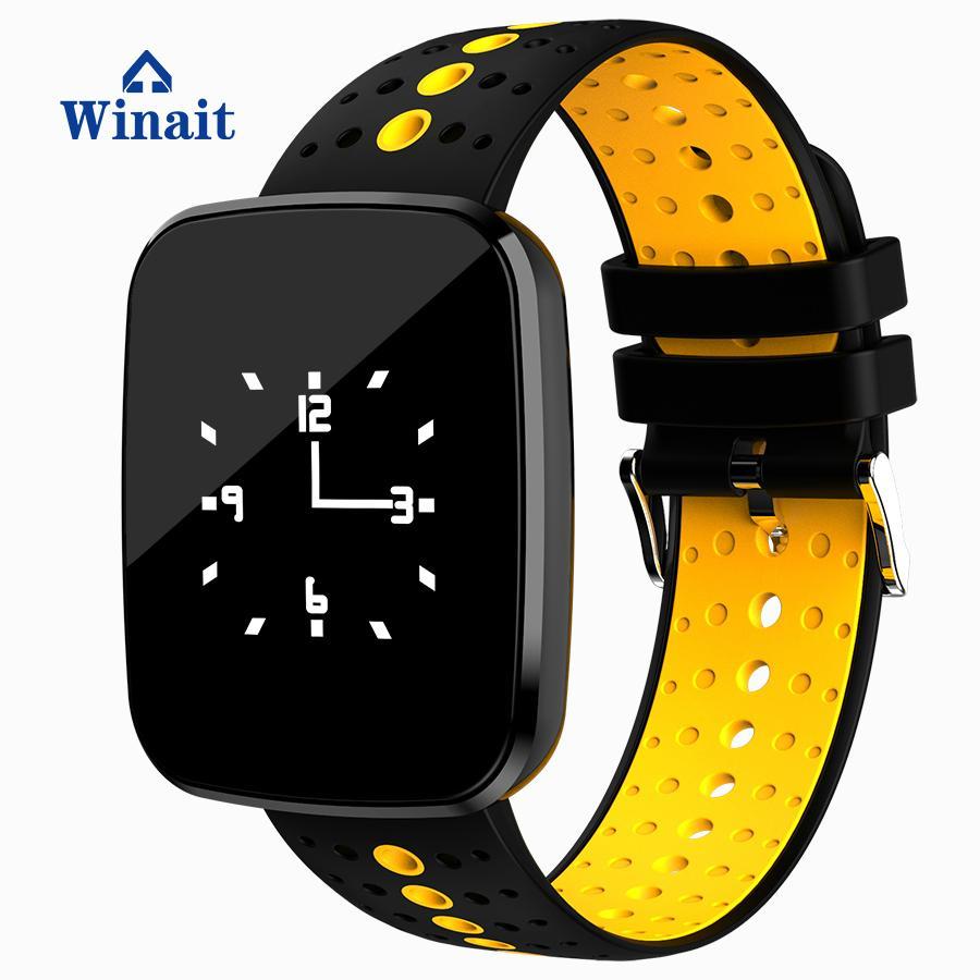 v6智能蓝牙手表,血压,心率防水 2