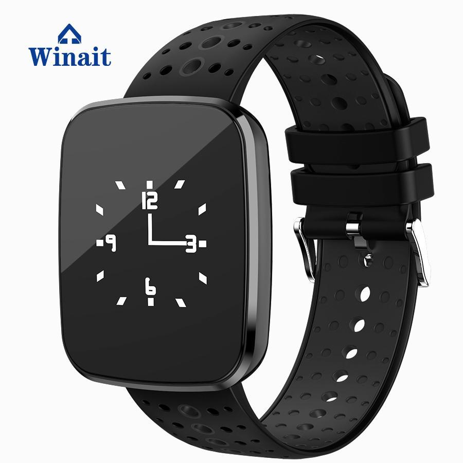 v6智能蓝牙手表,血压,心率防水 4