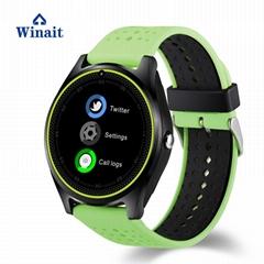 V9 GSM 智能藍牙拍照手錶