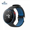 X2 waterproof smart watch phone with heart rate and blood pressure