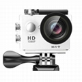 W9se full hd 1080p waterproof sports digital video camera mini dv