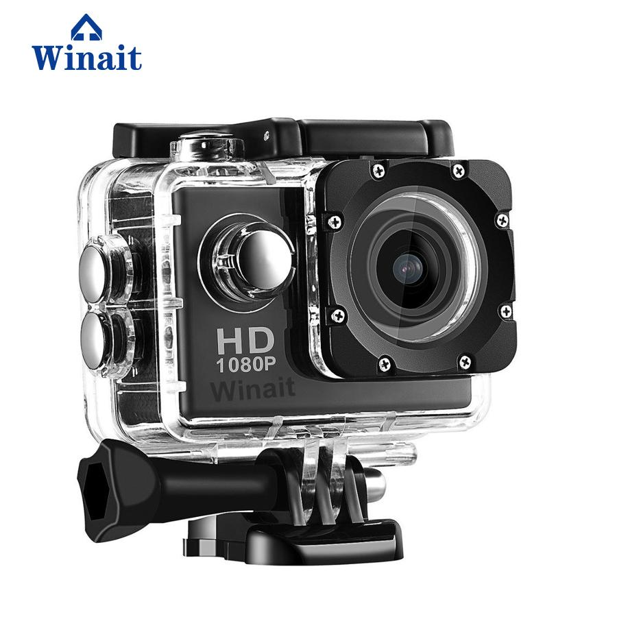 A8 full hd 1080p waterproof sports camera with 120 degree ...