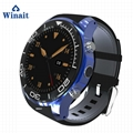 S1 3G android smart watch phone with touch diplay, gps, camera, gps