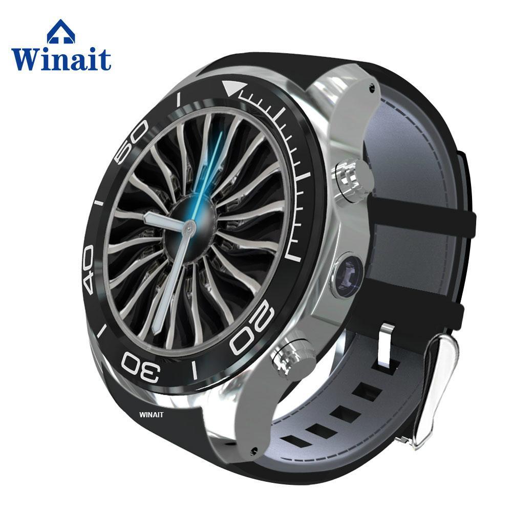 s1  安卓智能手表,触摸屏手表手机 2