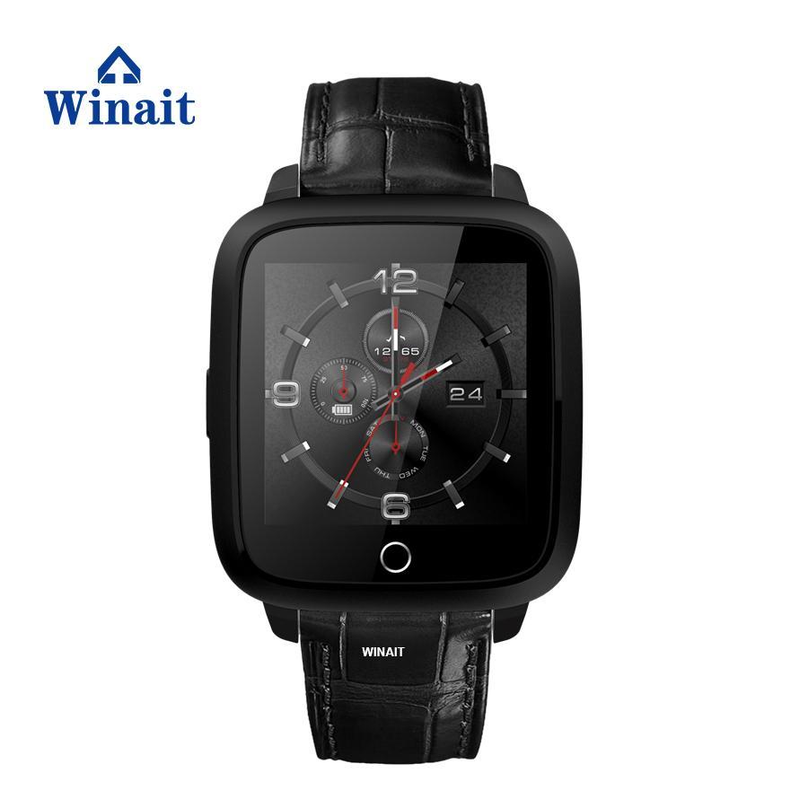 u11s  安卓智能手錶,觸摸屏手錶手機 1