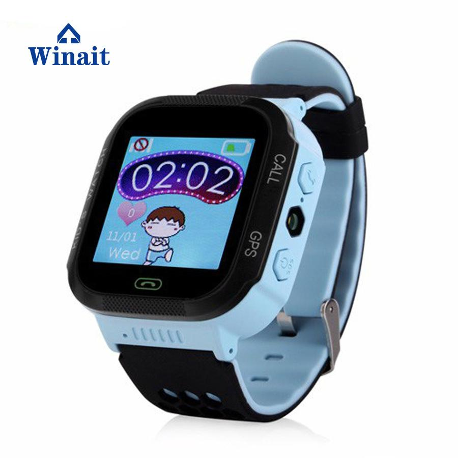 Q527/Q528儿童定位通話手錶 1