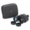 hd 720p night vision digital binocular camera infrared telescope camera 4