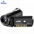 winait  4k digital video camera , wifi