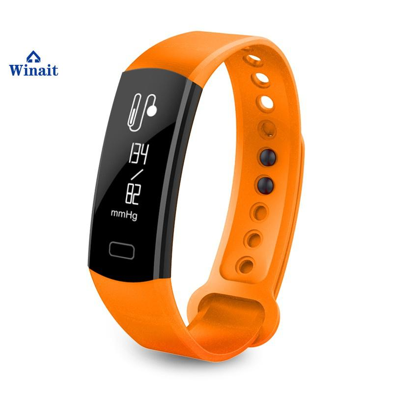 C09 ip68 防水 血壓,心率 藍牙手環 1