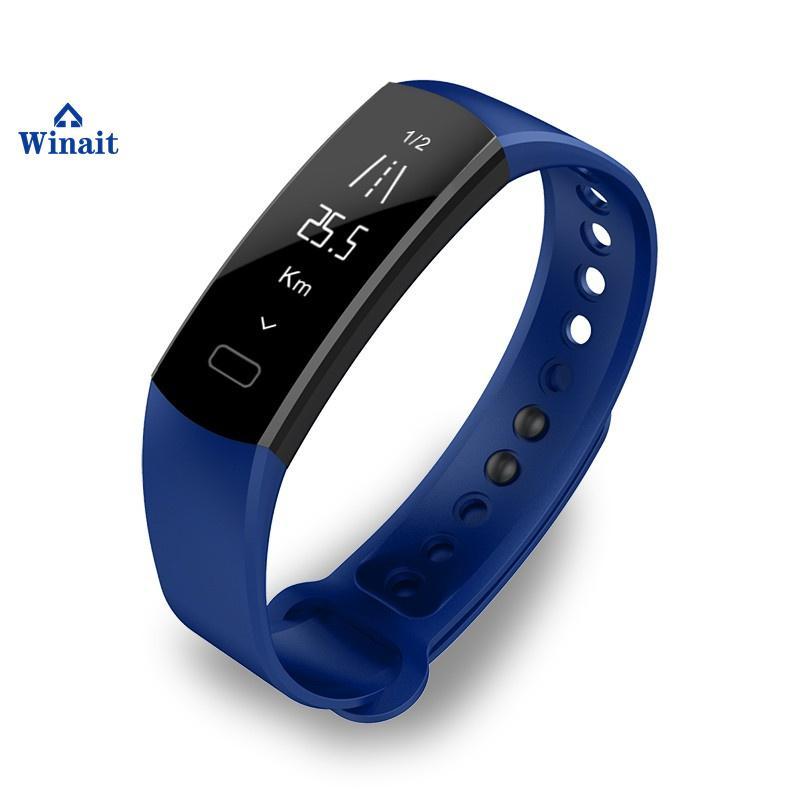 C09 ip68 防水 血壓,心率 藍牙手環 2