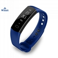 C07 ip68 Heart rate smart bracelet with blood pressure function