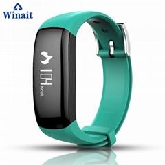 p6 ip67 waterproof smart bluetooth fitness wristband