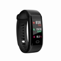F07 color display ip68 waterproof digital bluetooth band with heart rate 3