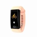 F07 IP68 防水彩屏手环,心率,血氧,血压 4