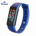 MY3 color display smart bracelet heart rate,blood pressure  smart bracelet watch