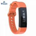 Y11 IP67 heart rate bracelets for women