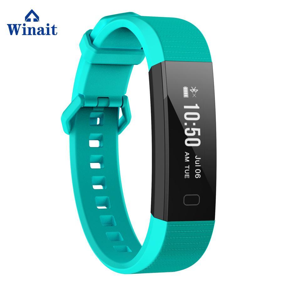 Y11 IP67 heart rate bracelets for women 3
