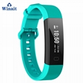 Y11 IP67 heart rate bracelets for women